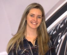 Lindsay Loughlin : Service Receptionist