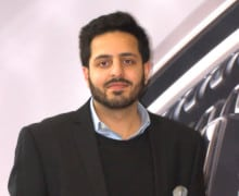 Waleed Khan : Sales Consultant