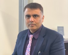 Sandeep Verma : Sales Manager